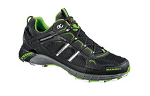 Mammut Claw II chaussures trail Homme GTX noir
